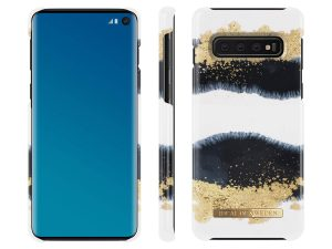 iDeal Of Sweden Samsung Galaxy S10 - Gleaming Licorice