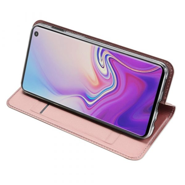DUX DUCIS Pro Series fodral Samsung Galaxy S10e - Rose Gold