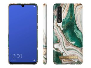 iDeal Of Sweden Huawei P30 - Golden Jade Marble