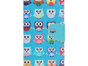 Samsung Galaxy A70 Plånboksfodral - Multiple Owls