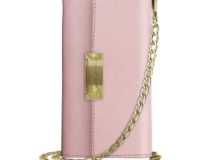iDeal Kensington Cross Body Clutch till iPhone X/XS - Rosa