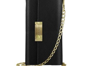 iDeal Kensington Cross Body Clutch till iPhone X/XS - Svart