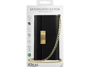 iDeal Kensington Cross Body Clutch till Galaxy S10+ - Black