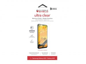 ZAGG InvisibleShield Ultra Clear Screen Samsung A70