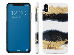 iDeal Of Sweden iPhone XS Max - Gleaming Licorice