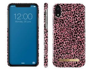 iDeal Of Sweden iPhone XR - Lush Leopard