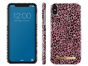 iDeal Of Sweden iPhone XS Max - Lush Leopard