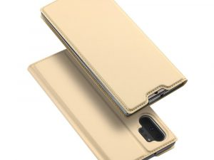 DUX DUCIS Pro Series fodral Samsung Galaxy Note 10 Plus - Gold