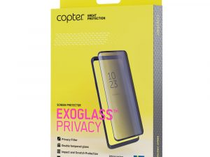 Copter Privacyfilter iPhone 11 Pro Max / XS Max Curved Edition