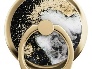 iDeal of Sweden Ring Mount Universal - Black Galaxy Marble