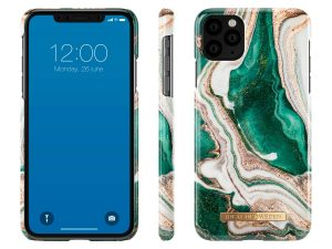 iDeal Of Sweden iPhone 11 Max Pro / XS Max - Golden Jade Marble