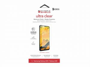 ZAGG InvisibleShield Ultra Clear Screen Samsung A80