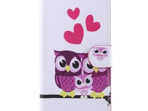iPhone 11 Pro Max Plånboksfodral - Owl Family