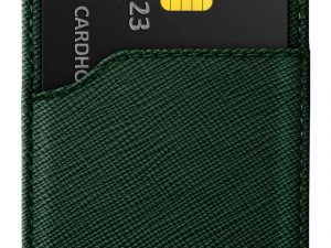 iDeal Of Sweden iDeal Magnetic Card Holder - Saffiano Green