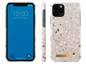 iDeal Of Sweden iPhone 11 Pro skal - Greige Terrazzo
