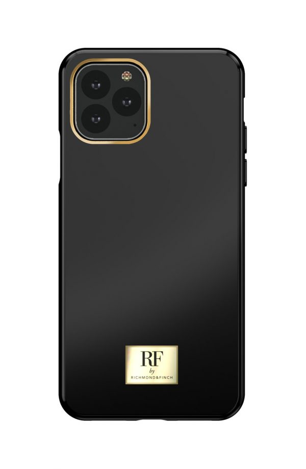 RF by Richmond & Finch skal till iPhone 11 - Black Tar
