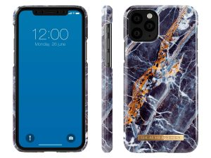 iDeal Of Sweden iPhone 11 Pro Max - Midnight Blue Marble