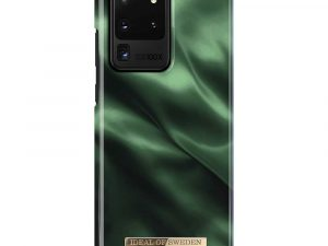 iDeal Of Sweden Samsung Galaxy S20 Ultra - Emerald Satin