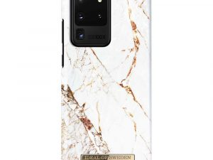 iDeal Of Sweden Samsung Galaxy S20 Ultra - Carrara Gold