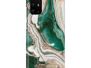 iDeal Of Sweden Samsung Galaxy S20+ (S20 Plus) - Golden Jade Marble