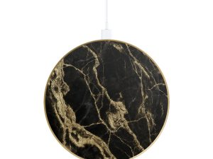 iDeal of Sweden fashion Qi laddare - Golden Smoke Marble